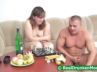 Drunk Game Mature Mom Old and Young