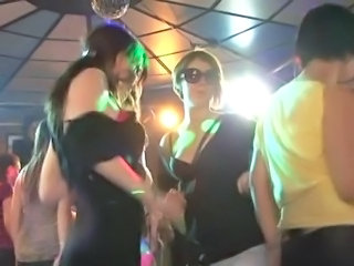 Dancing Party Public Teen