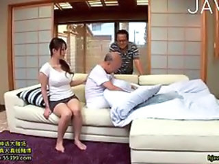 Asian Daddy Daughter Family Japanese MILF Old and Young