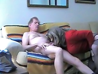 Amateur Blowjob Homemade Older Wife
