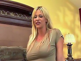 Blonde MILF Natural