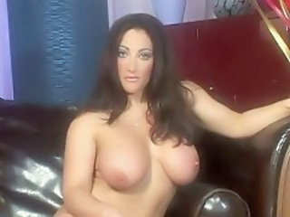 Big Tits British European MILF