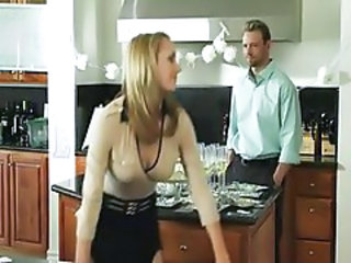 Kitchen MILF Wife