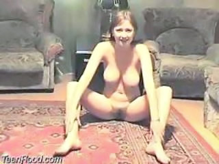 Russian Stripper Teen Webcam