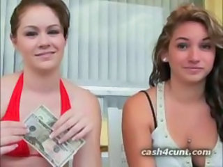 Cash Cute Teen