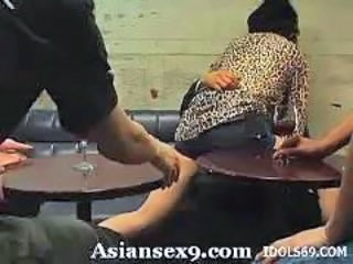 Asian Cash Drunk Japanese