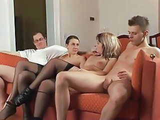 Amateur Groupsex Stockings Swingers