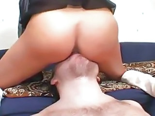 Facesitting Licking Orgasm