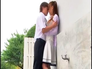 Asian Japanese Outdoor Public Teacher