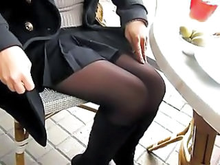Public Skirt Stockings