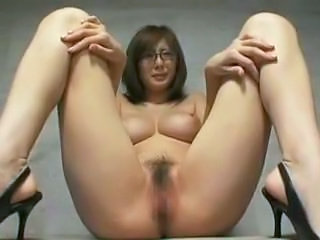 Asian Glasses MILF Teacher