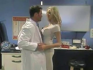 Bisexual Doctor Softcore Strapon