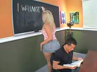 Ass School Student Teen