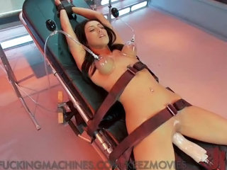 Bondage Fetish Machine Nipples