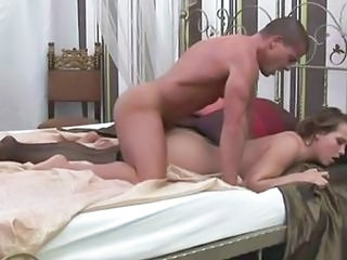 Anal Doggystyle Strapon Teen Virgin
