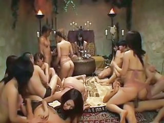 Asian Groupsex Orgy Swingers