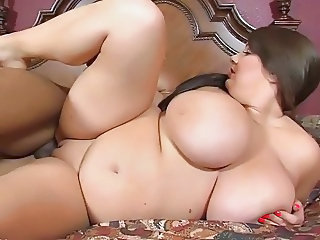 BBW Big Tits MILF Natural Shaved