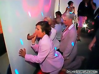 Blowjob Clothed Gloryhole Groupsex Party