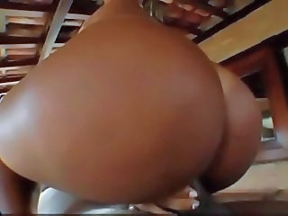 Ass Brazilian Latina MILF Riding
