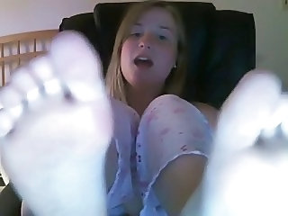 Feet Fetish Webcam