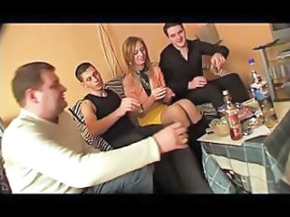 Drunk Kitchen Party Russian