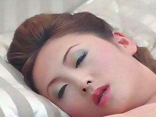Asian Chinese Cute MILF Sleeping