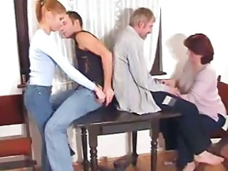 Daddy Daughter Family Groupsex Mature Mom Old and Young Young