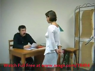 Doctor Office Russian Spanking Teen