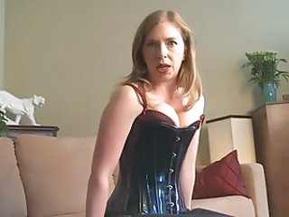 Corset Mature Mom