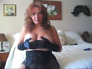 Amateur Big Tits Lingerie Mature