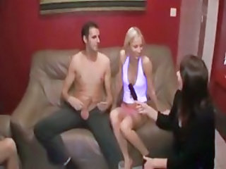 Amateur Casting German Swingers