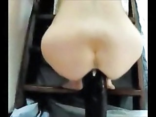 Ass Masturbating Toy Webcam