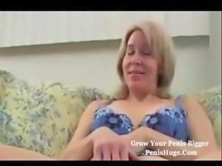 Masturbating Mature Mom