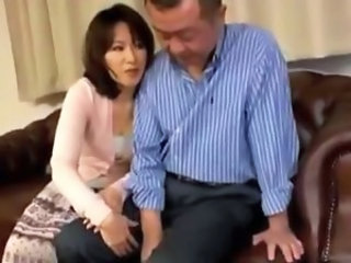 Asian Japanese MILF Older