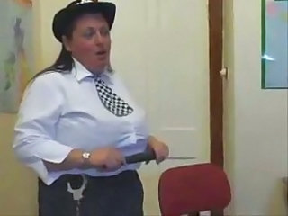 BBW Mature Uniform