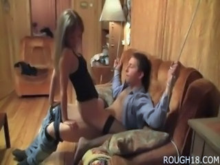 Amateur Girlfriend Riding Teen