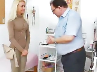 Amazing Doctor Small Tits Toy
