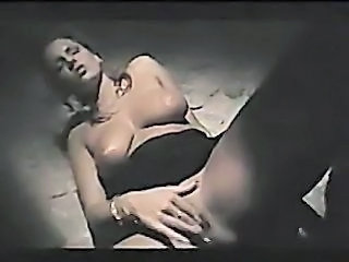 Masturbating MILF Natural Vintage