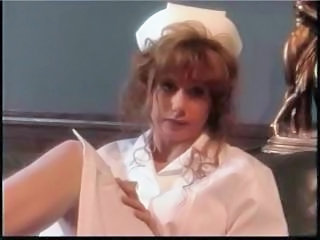 MILF Nurse Uniform Vintage