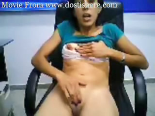 Indian Masturbating Webcam