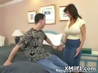Big Tits MILF Mom Old and Young