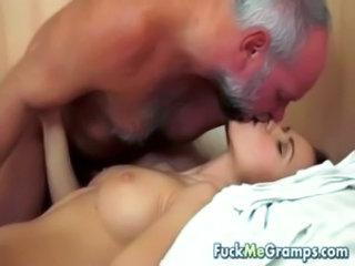 Blowjob Older Old and Young