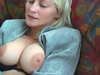 MILF Natural Nipples