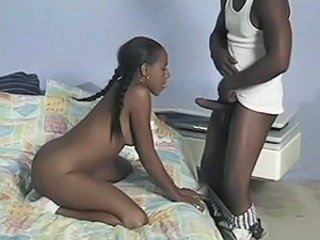 Blowjob Ebony Erotic Teen