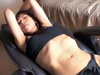 Massage Orgasm Sensitive Muscle Girl 1 (Non Nude)