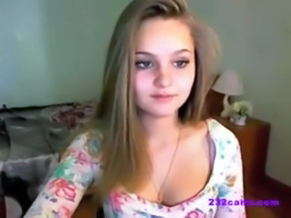 Cute Russian Teen Webcam