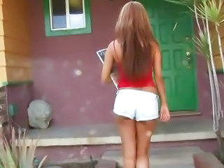 Long hair Outdoor Teen
