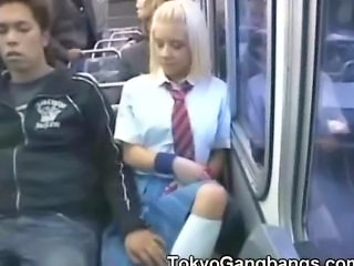 Bus Public Student Teen Uniform