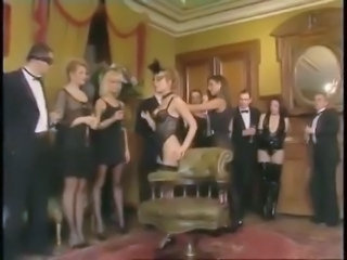 French MILF Party Swingers Vintage