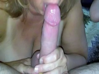 Amateur BBW Blowjob Homemade Mature